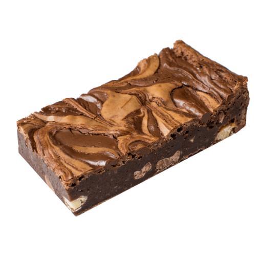 Box of 6 Nutella Brownies