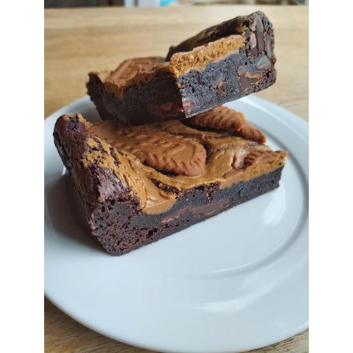 Eadie's Vegan Brownies